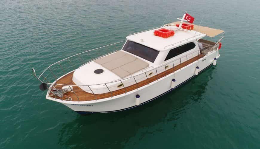 Wynajmij jacht w Belek