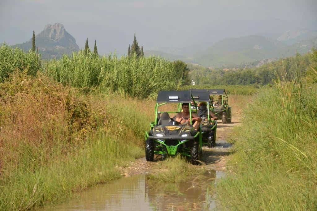Buggy Safari z Alanyi
