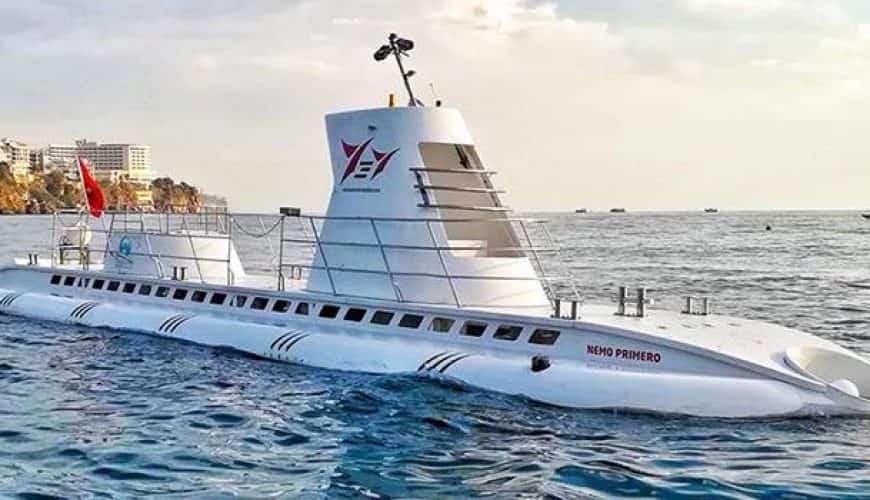 Okręt podwodny z Belek