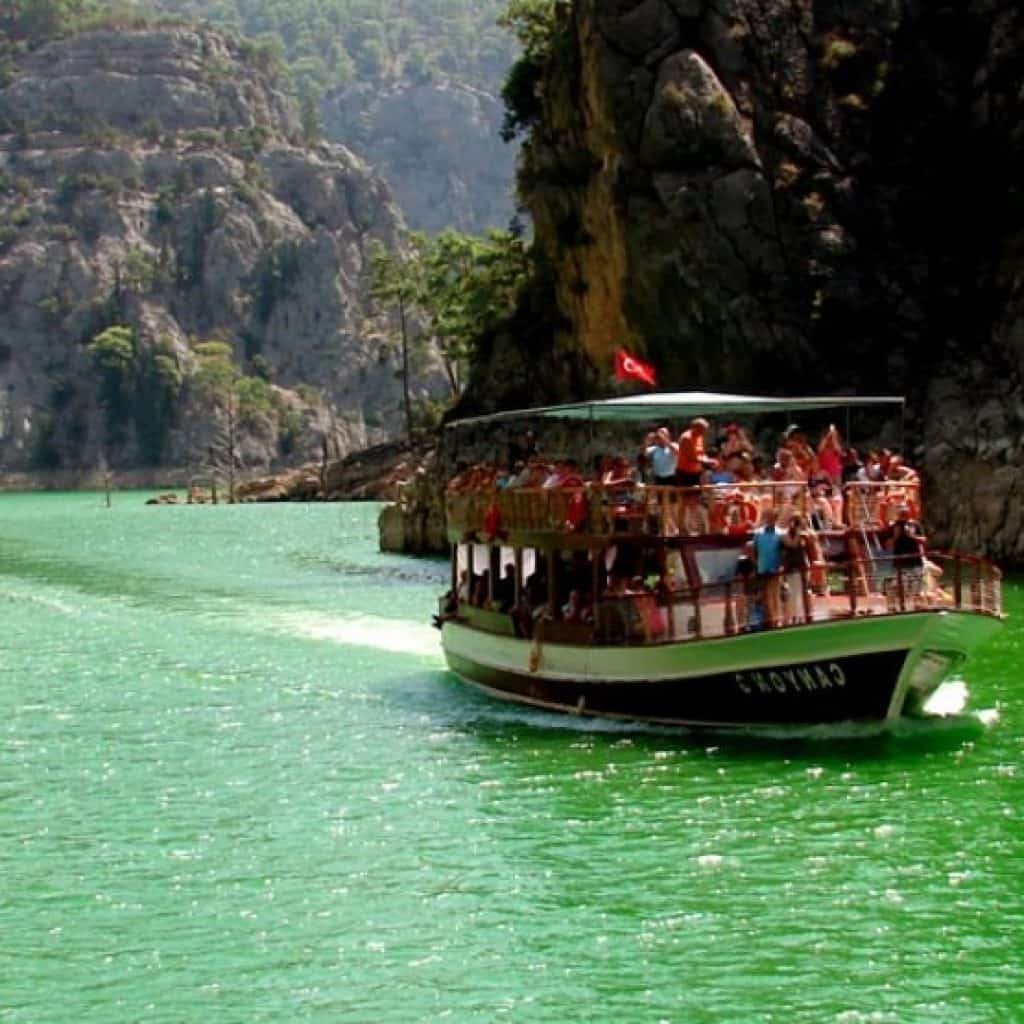 Zielony Kanion Antalya