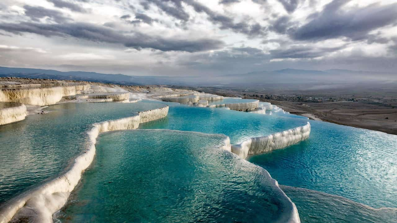 Pamukkale Tour From Side