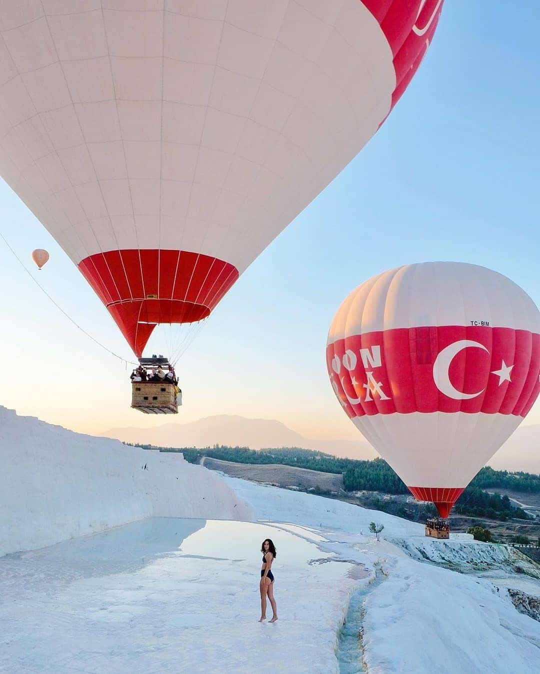 Pamukkale Tour From Belek