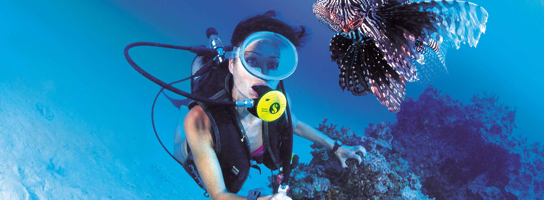 Alanya diving program