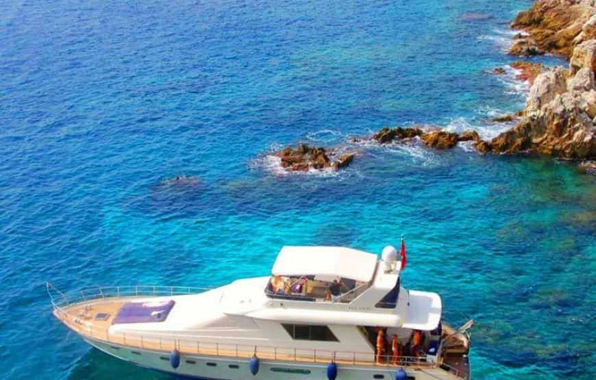 Private Yacht Tour Alanya