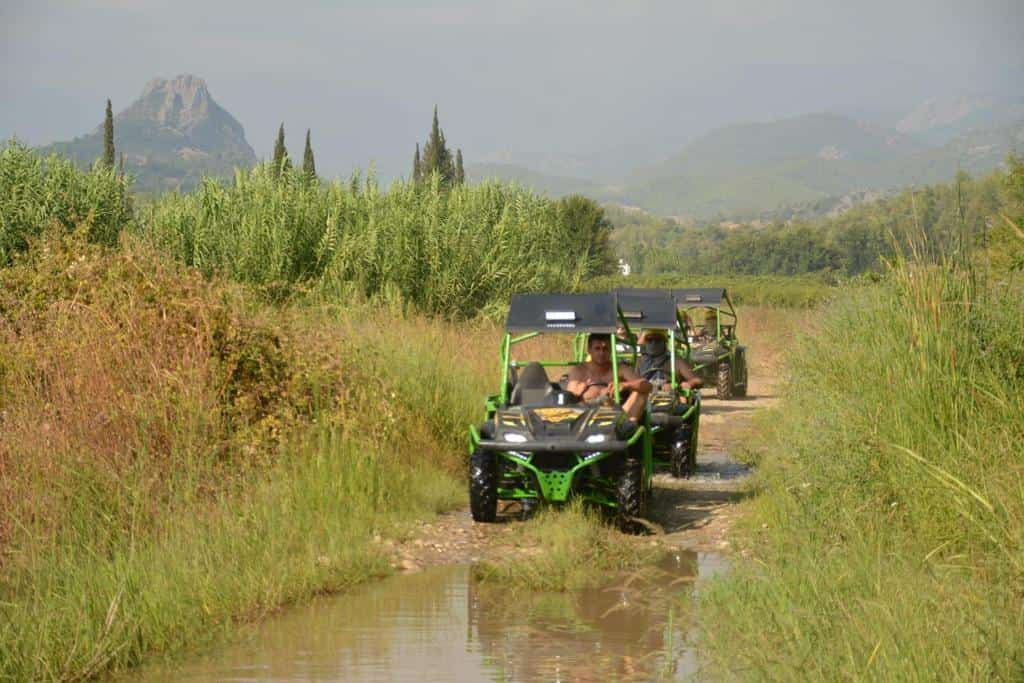 Belek Buggy Safari