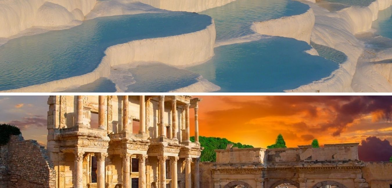Program Off Ephesus And Pamukkale Tour